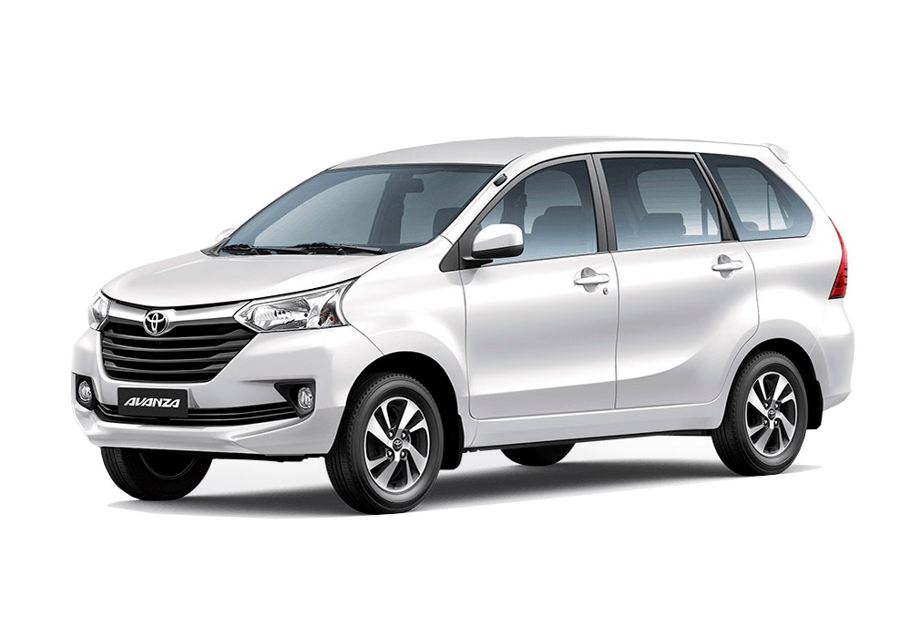 Rent Car Toyota Avanza Samui
